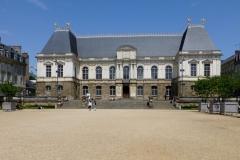 Le Palais du Parlement de Bretagne